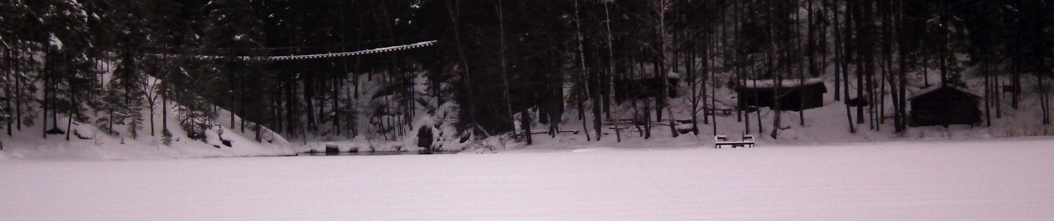 Nyt hiihtämään Repovedelle!