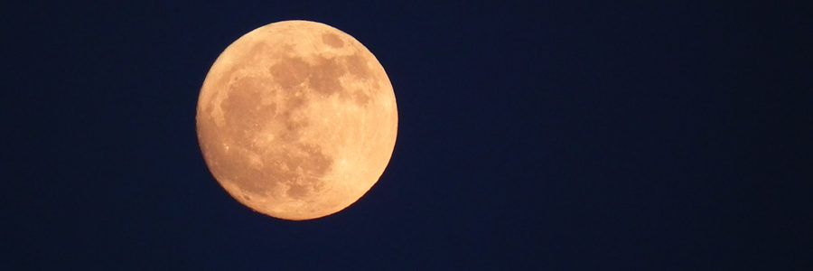 Kuu ja aurinko Repovedellä